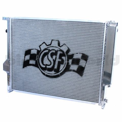 Aluminum Performance Radiator by CSF