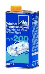 ATE Typ200 Performance Brake Fluid  1L.