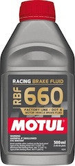 Motul RBF 660, Racing Brake Fluid, 1/2 Liter