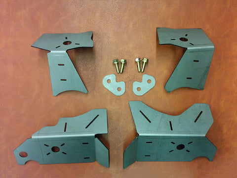 e46 Rear Subframe Reinforcement Kit