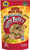 Benny Bullys Liver Chops - Super Bulk - 1.5 kg (3.3 lbs) - Pure Beef Liver Dog Treats