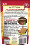 Benny Bullys Liver Chops - Entry - 40 g (1.4 oz) - Freeze Dried Pure Beef Liver Dog Treats
