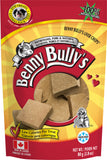 Benny Bullys Liver Chops - Medium - 80 g (2.8 oz) - Freeze Dried Pure Beef Liver Dog Treats