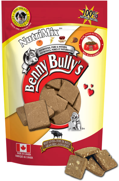 Benny Bullys NutriMix - Economy - 200 g (7.05 oz) - Dog Treats