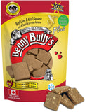 Benny Bullys Liver Plus Banana - Medium - 58 g (2.1 oz) - Dog Treats
