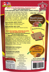 Benny Bullys Liver Plus Sweet Potato - Medium - 58 g (2.1 oz) - Dog Treats
