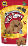 Benny Bullys Liver Chops Small Bites - Economy - 260 g (9.2 oz) - Pure Beef Liver Dog Treats