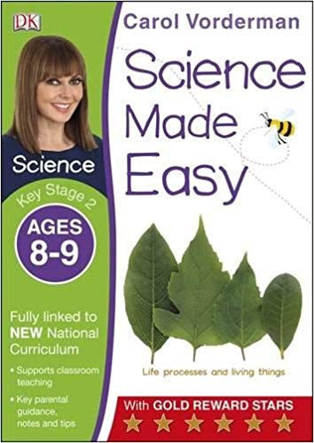 Science Made Easy Ages 8-9 Key Stage 2: Key Stage 2, ages 8-9