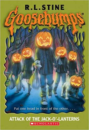 GOOSEBUMPS: ATTACK OF THE JACK-O'-LANTERNS