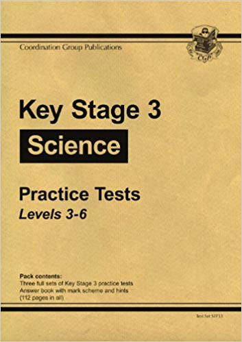 Key Stage 3 Science Practice Tests Levels 3-6