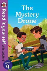 Read It Yourself: The Mystery Drone