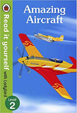 Read It Yourself: Amazing Aircraft