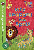 Read it Yourself: Tinga Tinga Tales: Why Leopard Has Spots