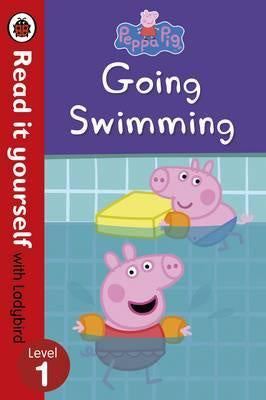 Read It Yourself: Peppa Pig: Peppa Goes Swimming