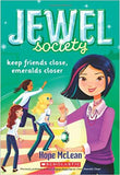 JEWEL SOCIETY KEEP FRIENDS CLOSE, EMERALDS CLOSER
