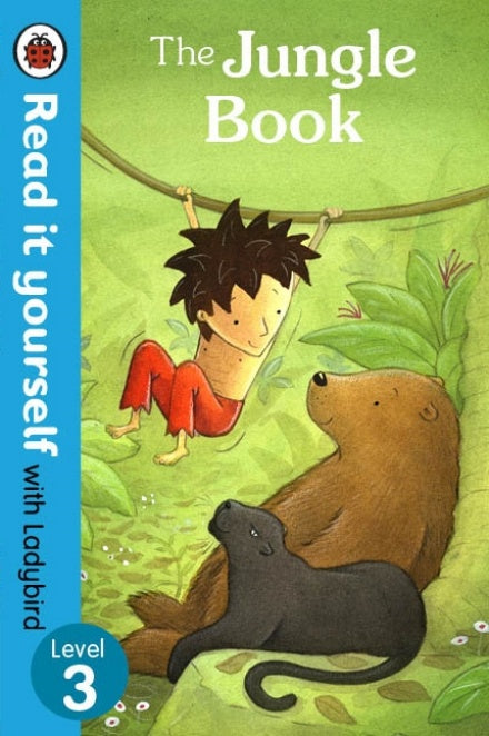 Read It Yourself: The Jungle Book