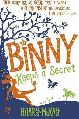 Binny: Binny in Secret