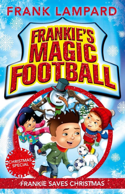 Frankie's Magic Football: Frankie Saves Christmas