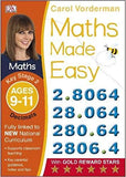 Maths Made Easy Decimals Ages 9-11 Key Stage 2: Ages 9-10, Key Stage 2
