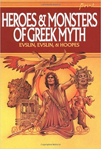 HEROES AND MONSTERS OF GREEK MYTH