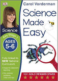 Science Made Easy Ages 5-6 Key Stage 1: Key Stage 1, ages 5-6