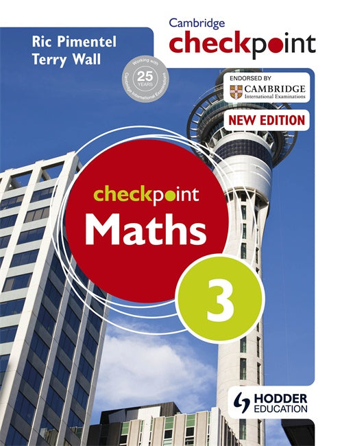 Checkpoint Maths Student's Book 3