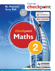 Cambridge Checkpoint Maths Student's Book 2 new edition