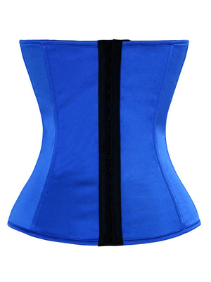 Women's Halloween Wonder Heroine Costume Cosplay Overbust Corset Top