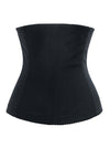 Women's Lace Waist Training Spiral Steel Boned Tummy Control Hourglass Body Shaper