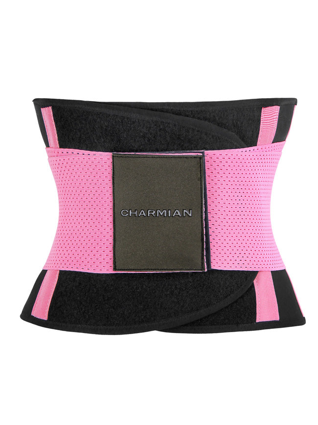Unisex Adjustable Waist Trainer Belt for Hourglass Shape