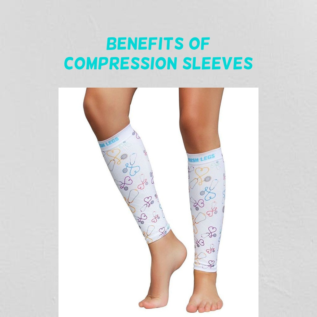 Benefits of Compression Sleeves