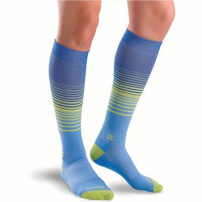 Classic Striped Compression Socks