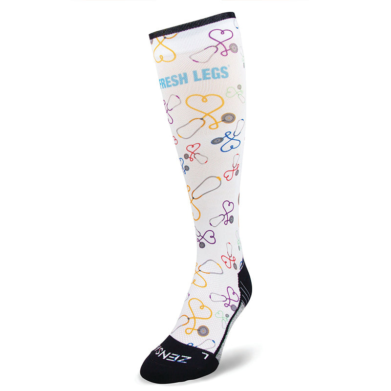 Stethoscopes Compression Socks