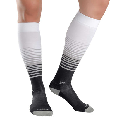 Classic Stripes Compression Socks