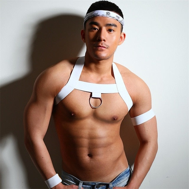 Chest Harness 3-in-1