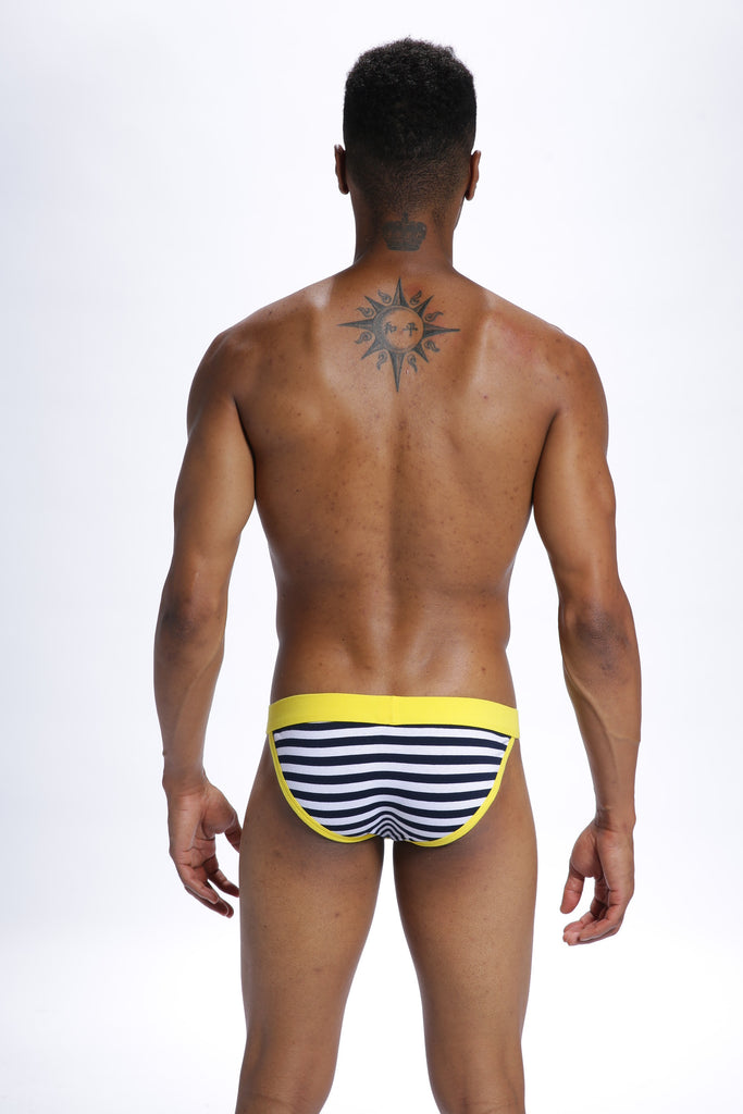 LABEL FREE Stripy Undies
