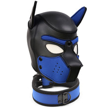Load image into Gallery viewer, Pup Mask + Collar