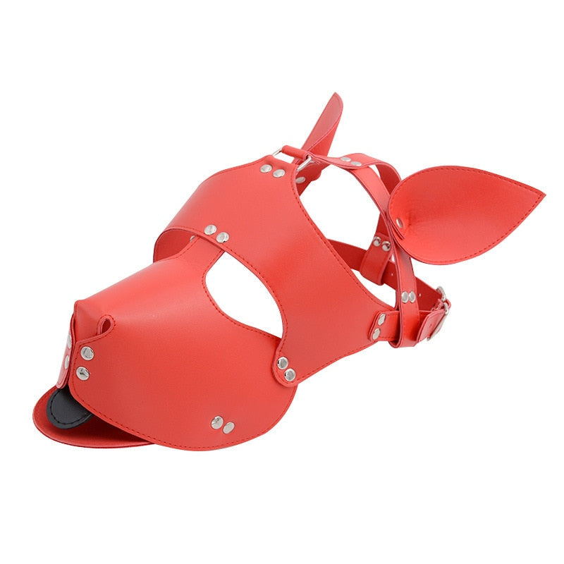 Training Pup Mask
