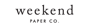 Weekend Paper Co.
