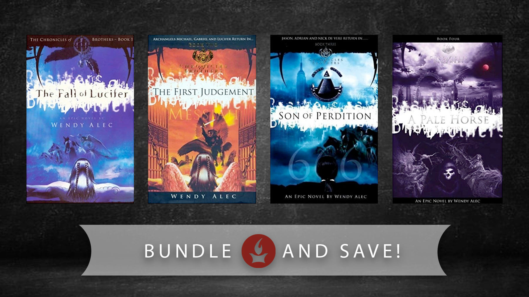 Chronicles of Brothers Bundle
