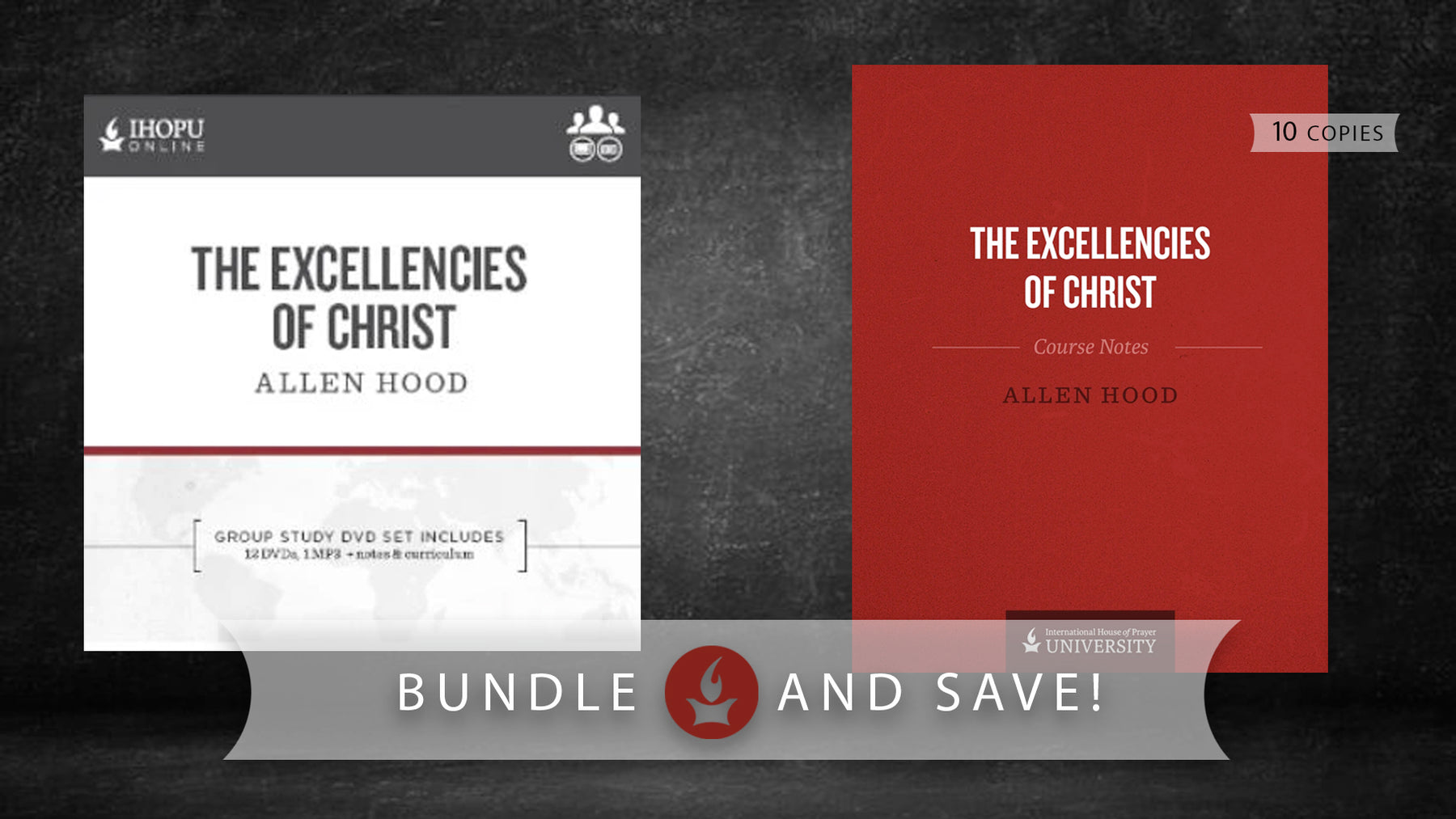The Excellencies of Christ Small Group Study Bundle