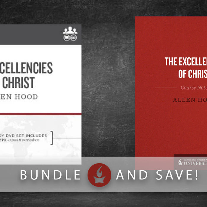 Excellencies of Christ Bundle