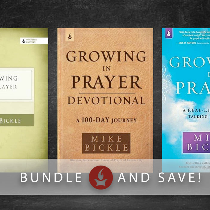 Growing in Prayer Bundle