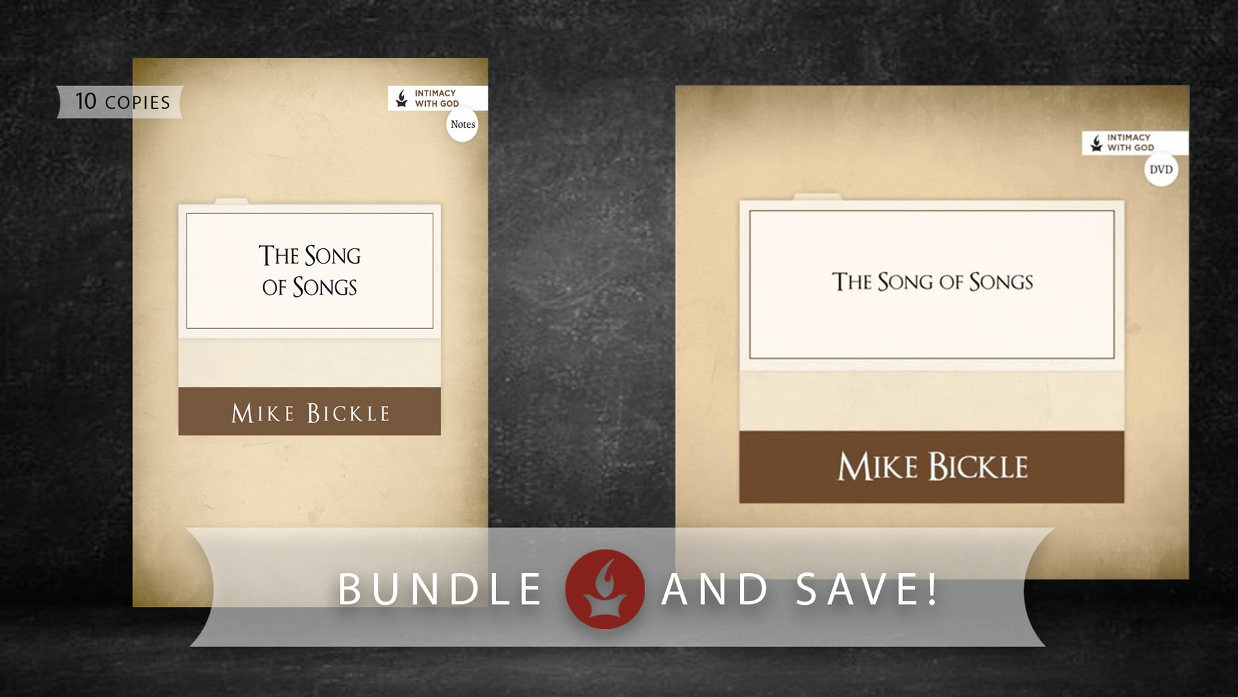 The Song of Songs Small Group Study Bundle