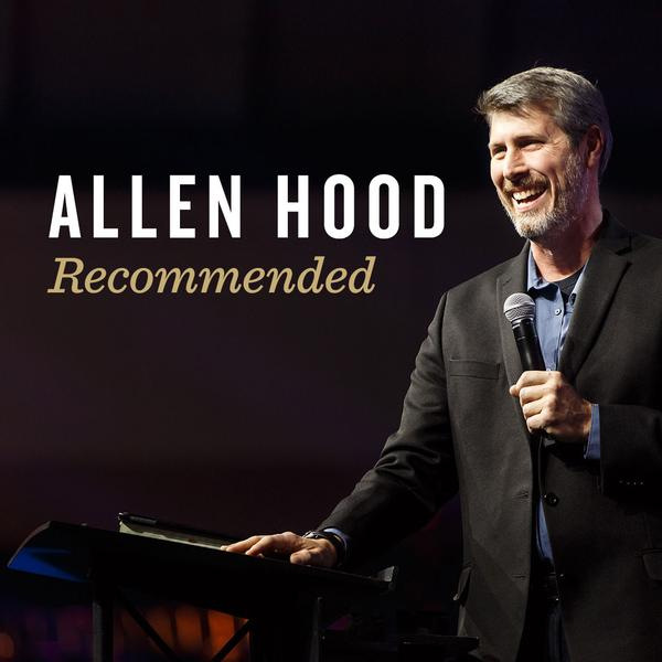 Allen Hood Recommends These Books