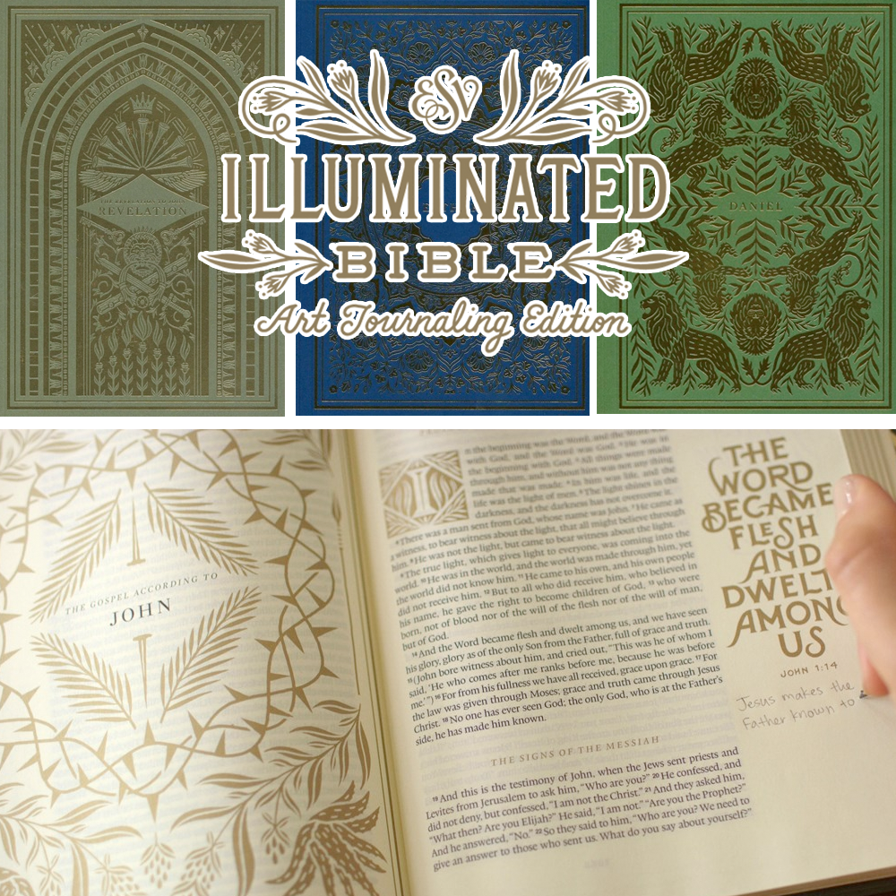 Illuminated Bibles