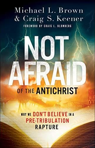 Not Afraid of the Antichrist Paperback