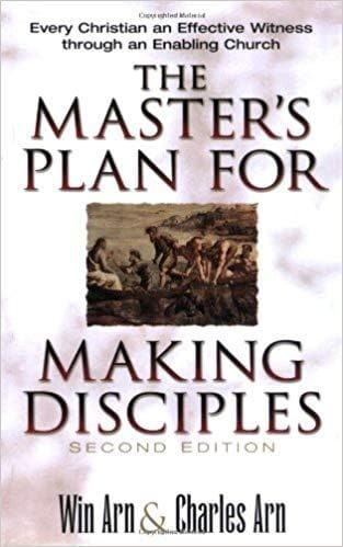 The Master's Plan for Making Disciples, 2nd Edition