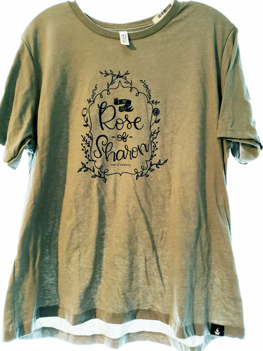 Rose of Sharon Women's T-Shirt