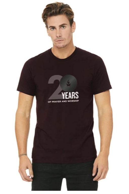 20 Years Prayer& Worship Tee